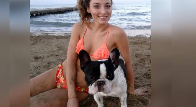 Dogsitter innamorata dei cani, dog sitter a Verona