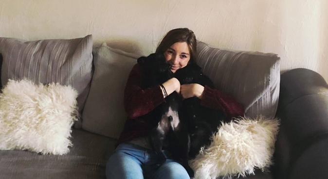 ETUDIANTE EN AMOUR DES CHIENS, dog sitter à Nice, France
