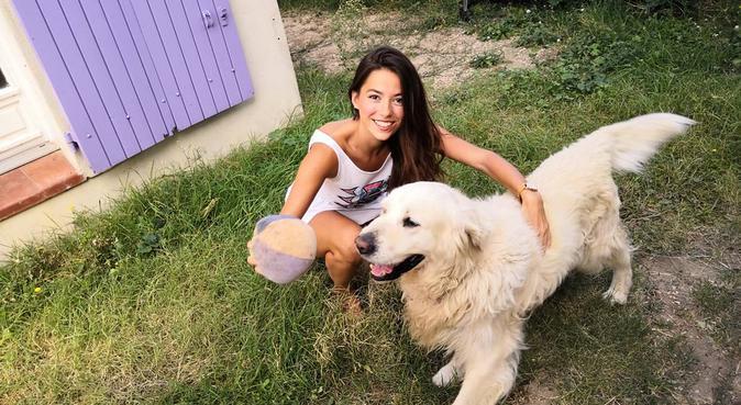 Jeune étudiante pour promener/garder vos chiens!, dog sitter à Marseille