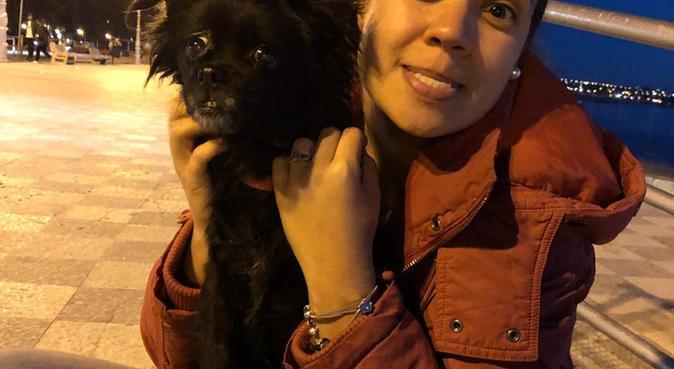❤️🐶 Dog Lover 🐶❤️, canguro en Vigo, Spain