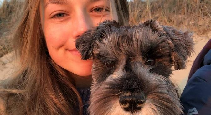 Letar efter en att gå långa promenader med, hundvakt nära Lund, Sverige