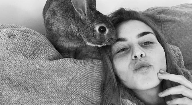Amante de los animales - Día a día con ellos, canguro en Girona, España