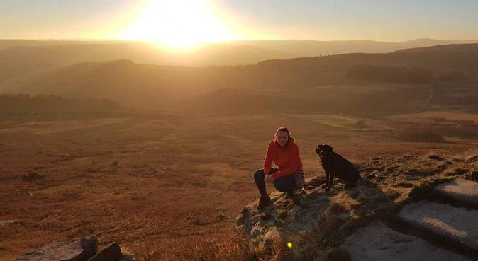 if your dog loves long walks im the right person, dog sitter in derby