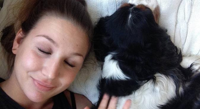Gillar djur! Passar gärna din hund!, hundvakt nära Göteborg