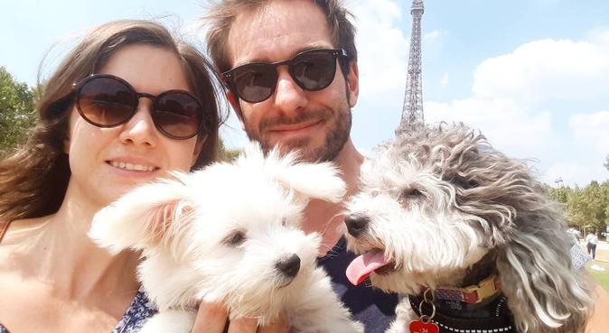 La deuxième maison de votre toutou, dog sitter à Paris