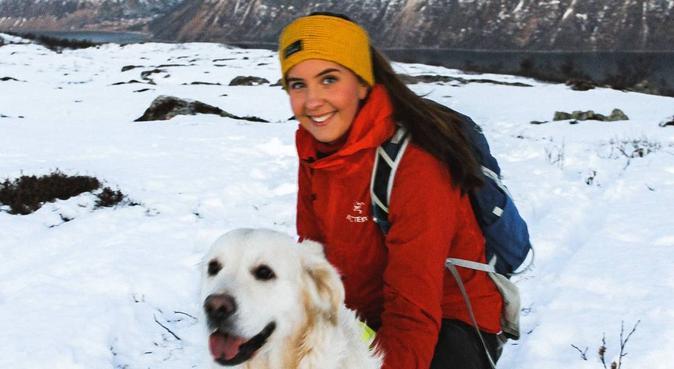 Turjente og tidligere hundefører, hundepassere i Bergen, Norge
