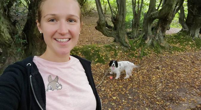 Friendly local dog walker, dog sitter in High Wycombe