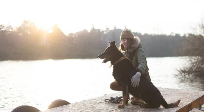 Canevia Dogwalker Professionnelle, dog sitter à Fontainebleau