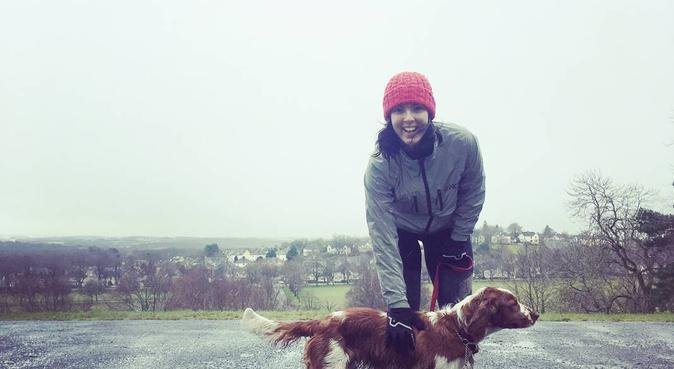 Walks and cuddles in Glasgow (South and West), dog sitter in Glasgow
