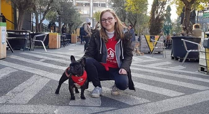 Dégourdissant nous les pattes, dog sitter à Paris