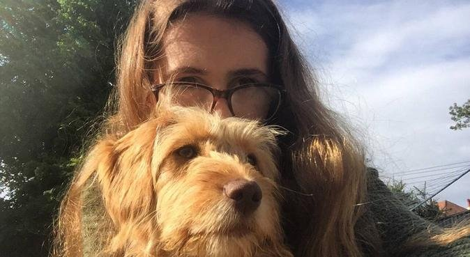 Dog cuddles and adventures in Bournemouth, dog sitter in Bournemouth