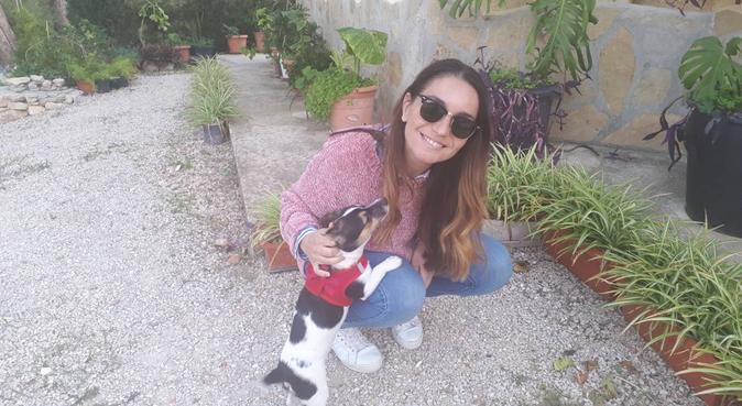 Amante de los animales 💜, canguro en Valencia