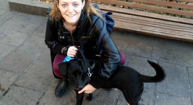 SUPER passeggiate al parco, dog sitter a Torino