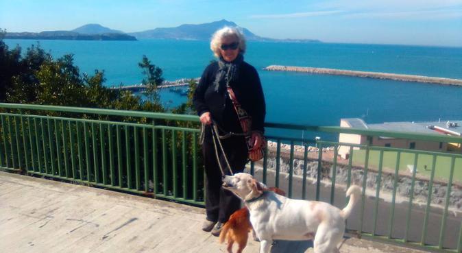 Elvira, l'amica degli animali, dog sitter a Monte di Procida, NA, Italia