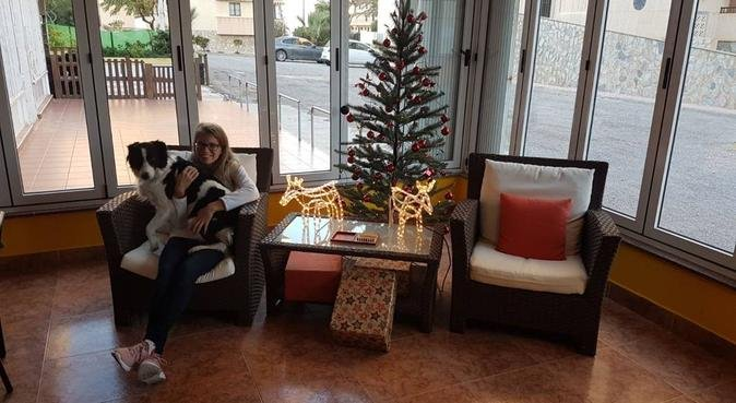 The dog lover couple @ Torrevieja, dog sitter in Torrevieja