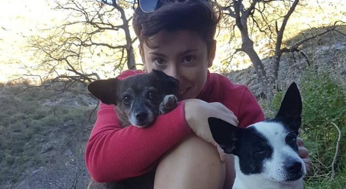 Chica deportista amante de los perros :), canguro en Tarragona