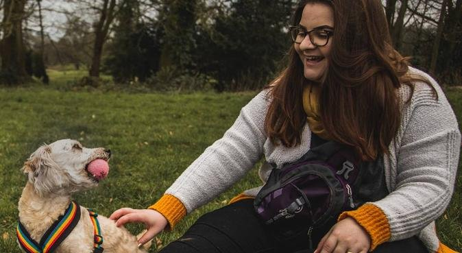 Your dog's happiness is my number one priority, dog sitter in Swindon