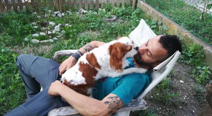 Tempo e attenzioni per i vostri amici animali, dog sitter a Rimini