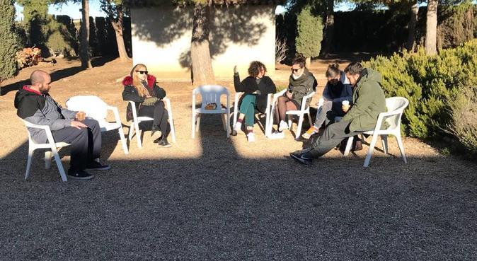 CUIDO PERR@S, TERRENO GRANDE!, canguro en Albacete