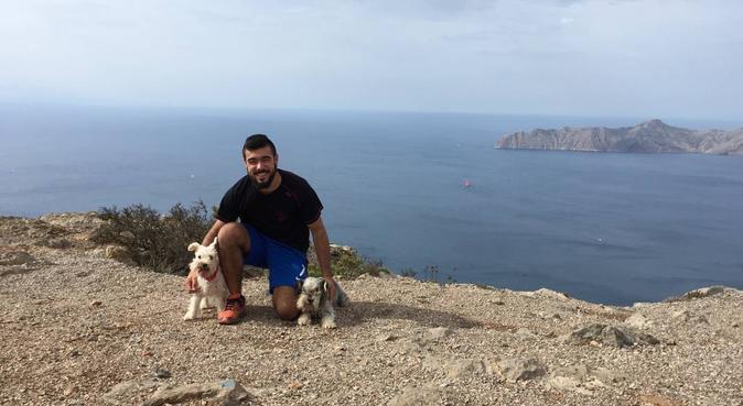 Alumno de Veterinaria dispuesto a cuidar tu perro, canguro en Zaragoza