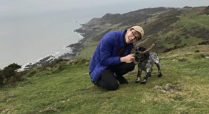 Keen dog walker looking for walking buddies, dog sitter in Bristol
