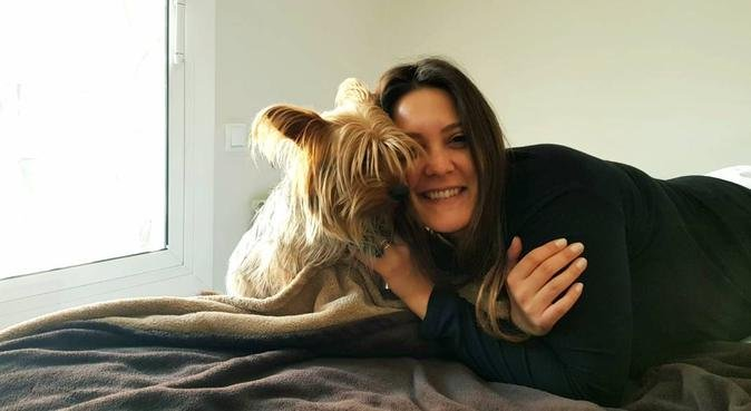 Mucho amor y cariño para tu perrito!😍, canguro en Barcelona, España