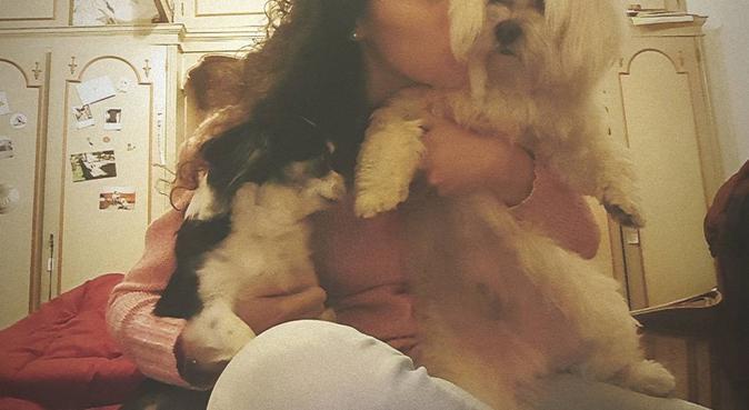 Il mio motto? Circondatevi di cani, non di persone, dog sitter a PERUGIA