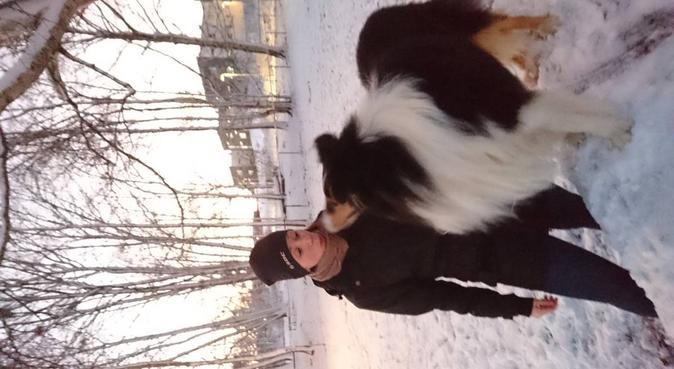 Ska vi gå ut i skogen och leka?, hundvakt nära Göteborg