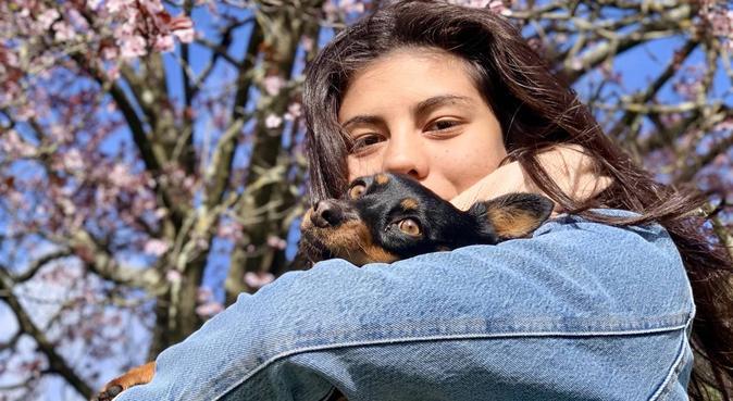 De l'amour à donner pour tous les chiens, dog sitter à Talence