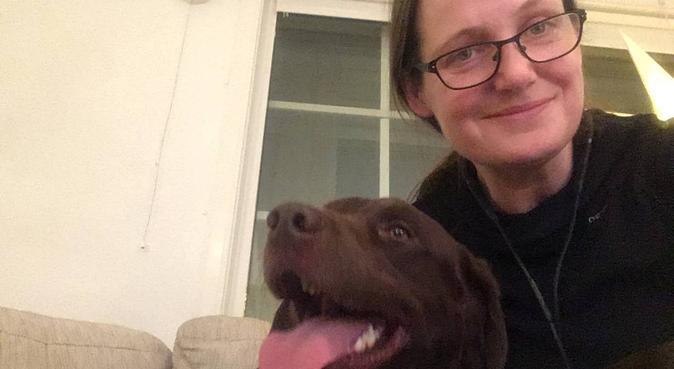 Skogsmys, äventyr och soffliggeri hos veterinär, hundvakt nära Hjärnarp