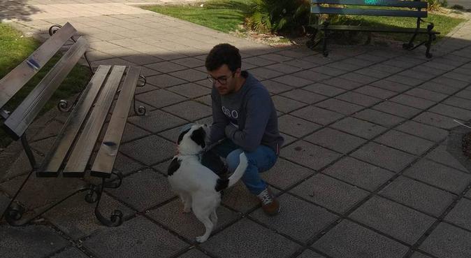 Paseador divertido y deportista, vente al Conmigo!, canguro en Huelva, España