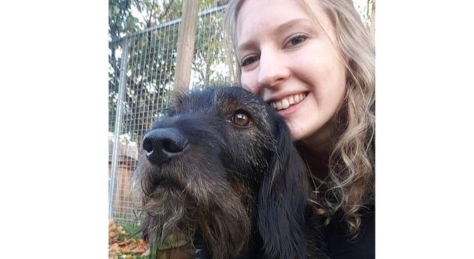 Student söker fyrbent promenadsällskap, hundvakt nära Lund