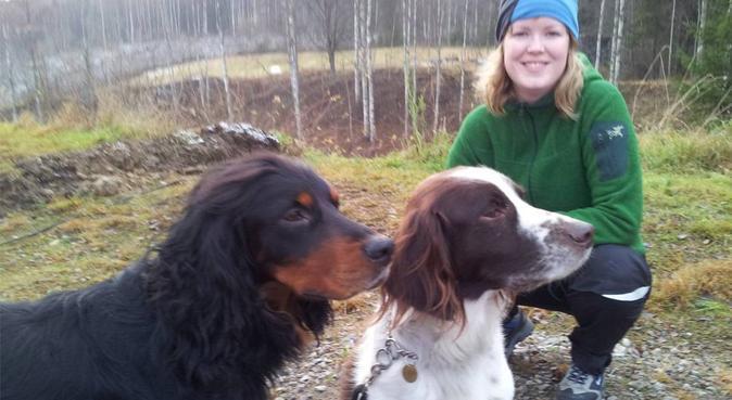 Pålitelig hundeelsker vil ha turkompis, hundepassere i Oslo
