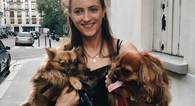 Promenades et câlins sont au programme !, dog sitter à Paris