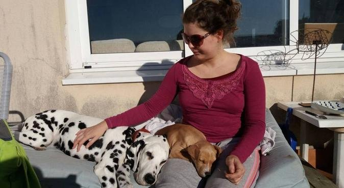 Buen hogar y paseo con una amante de los animales, canguro en Palma de Mallorca