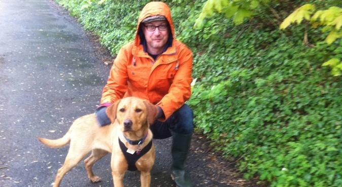 Doggie cuddle central in Portslade, dog sitter in Portslade