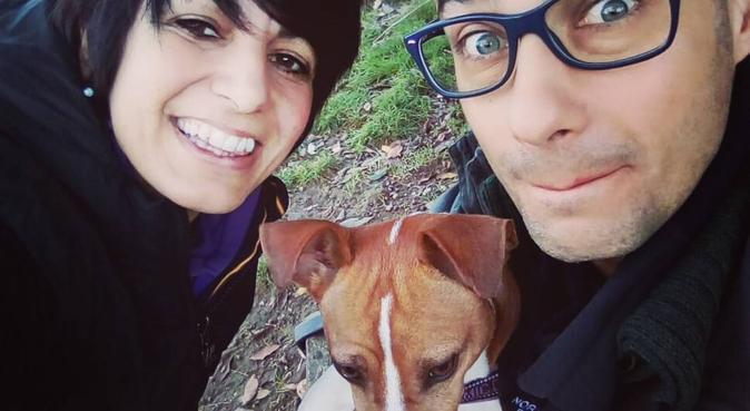 Lunghe passeggiate e tante coccole., dog sitter a Roma, RM, Italia