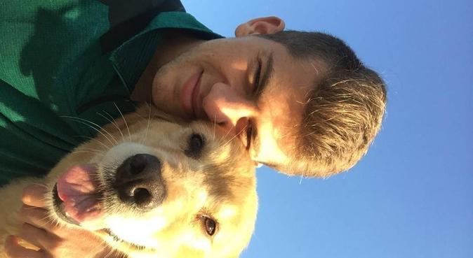 Kärleksfull hundpassning på Gärdet, hundvakt nära Linköping, Sweden