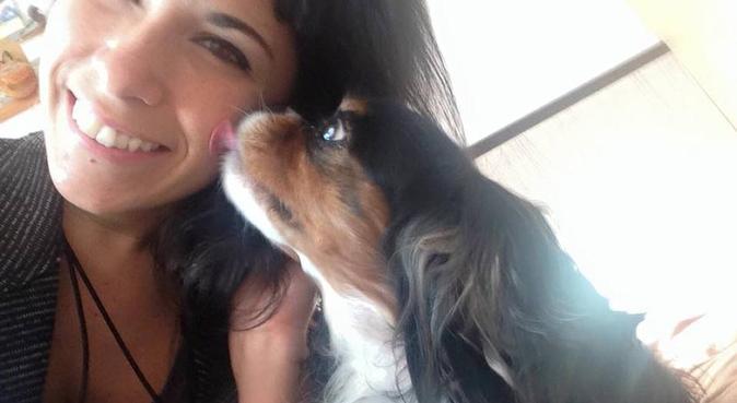 Sette anni di esperienza e amore in famiglia, dog sitter a Palermo
