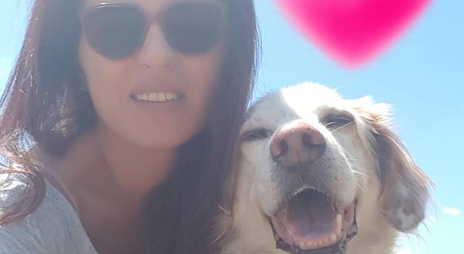 Innamorata dei cani, esperta ed efficiente, dog sitter a ROMA
