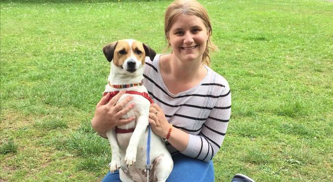 Cosy dog sitting bristol, dog sitter in Bristol