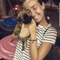 hondenopvang van Romy