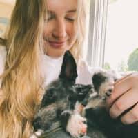 house sitter Emilia