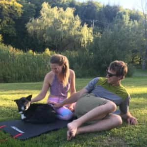 Bridget & Eric M.