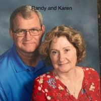 dog walker Karen & Randy