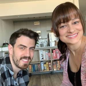 Joel & Aline B.