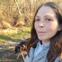 dog walker Amy