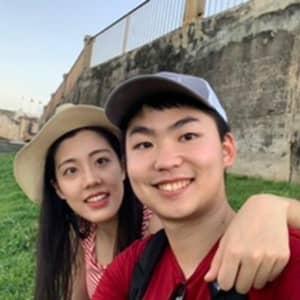 Xinyu & Haozheng Z.