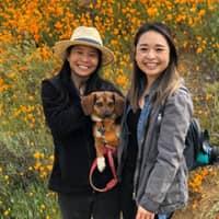 pet sitter Tanya & Leala
