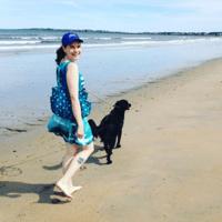 dog walker Lily